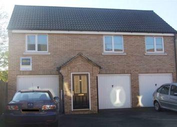 Thumbnail 2 bedroom flat to rent in Heron Croft, Soham, Ely