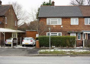 Thumbnail 3 bedroom semi-detached house for sale in Milnthorpe Road, Bolton