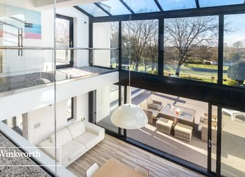 Thumbnail 6 bed detached house for sale in Goldstone Crescent, Hove, East Sussex