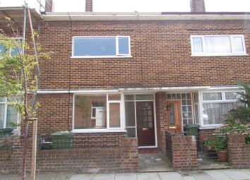 Thumbnail 4 bed terraced house to rent in Bath Road, Southsea, Hampshire