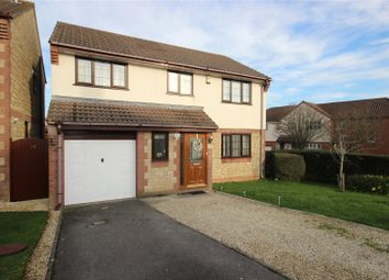 Thumbnail 5 bedroom detached house for sale in Huckley Way, Bradley Stoke, Bristol