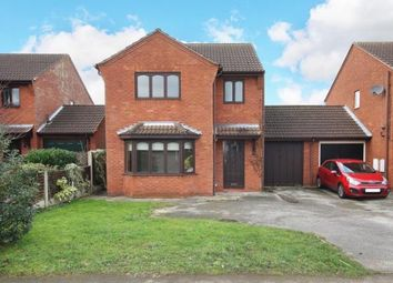Thumbnail 3 bed link-detached house for sale in Studcross, Epworth, Doncaster, Lincolnshire