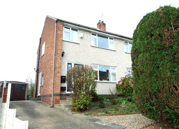 Thumbnail 2 bedroom semi-detached house for sale in Thomson Drive, Codnor, Ripley