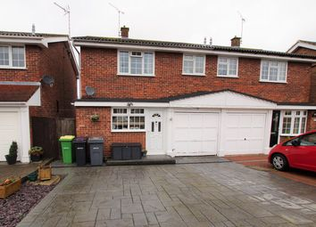 Thumbnail 3 bed semi-detached house for sale in The Ramparts, Rayleigh