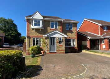 4 bed detached house for sale in Shetland Rise, Whiteley, Fareham PO15