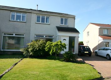 Thumbnail 3 bed semi-detached house for sale in Waterlands Gardens, Carluke