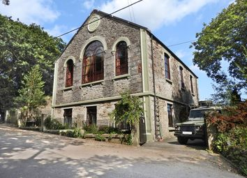 4 bed detached house for sale in Chapel Hill, Gweek, Helston TR12