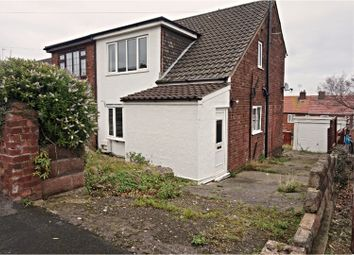 Thumbnail 3 bed semi-detached house for sale in Clwyd Avenue, Holywell