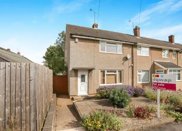 Thumbnail 2 bed end terrace house for sale in Ely Close, Kidderminster