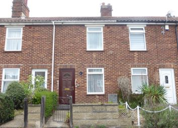 Thumbnail 3 bedroom terraced house for sale in Chatham Street, Norwich, Norfolk