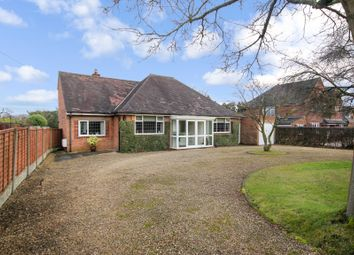 Thumbnail 2 bedroom detached bungalow for sale in Earlswood Common, Earlswood, Solihull