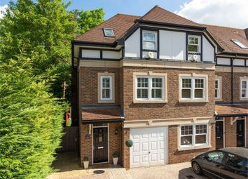 3 bed end terrace house for sale in Sterling Place, Weybridge, Surrey KT13