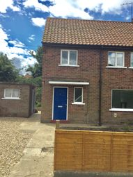 Thumbnail 3 bed end terrace house to rent in Arden Road, Beverley