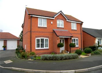 Thumbnail 4 bed detached house for sale in Longwood Hall Rise, South Normanton, Alfreton