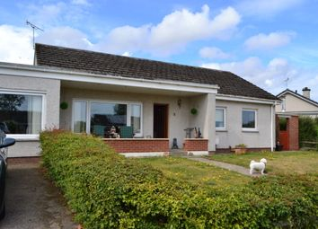 Thumbnail 3 bed detached bungalow for sale in 106 Forbeshill, Forres