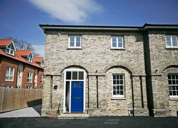 Thumbnail 2 bedroom semi-detached house to rent in High Street, Newmarket