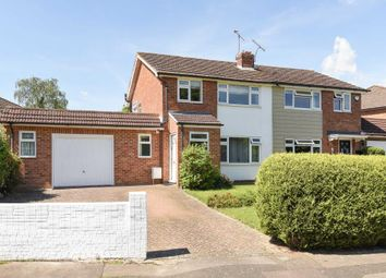 Thumbnail 3 bed semi-detached house for sale in Taff Way, Tilehurst