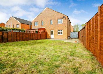 Thumbnail 3 bed semi-detached house to rent in Shipman Court, Willen Park, Milton Keynes, Bucks