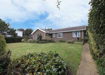 Thumbnail 4 bed detached bungalow for sale in Granville Road, St. Margarets Bay, Dover