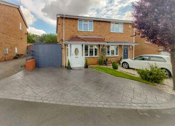 Thumbnail 2 bed semi-detached house for sale in Brelades Close, Dudley
