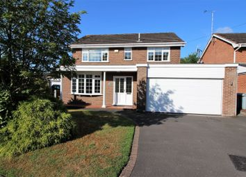 Thumbnail 4 bed detached house for sale in Racecourse Park, Wilmslow