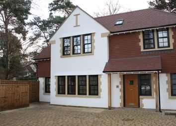 Thumbnail 4 bed detached house to rent in Spencer Road, Poole
