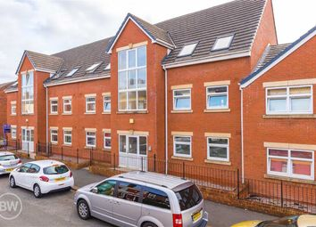 Thumbnail 2 bed flat for sale in Wilkinson Street, Leigh, Lancashire
