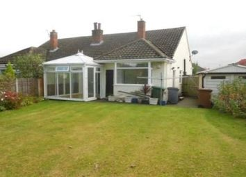 Thumbnail 2 bed semi-detached bungalow to rent in Brackenside, Heswall, Wirral