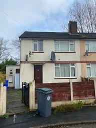 3 bed semi-detached house for sale in Barrett Crescent, Burslem, Stoke-On-Trent ST6