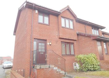 Thumbnail 3 bed end terrace house for sale in Dave Barrie Avenue, Larkhall