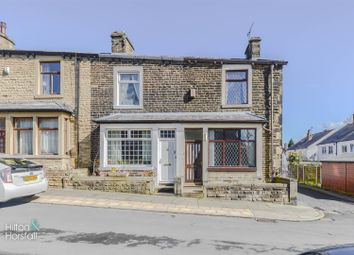 Thumbnail 3 bed end terrace house for sale in Fife Street, Barrowford, Nelson