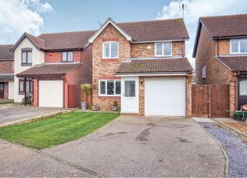 Thumbnail 3 bed detached house for sale in Wright Lane, Ipswich