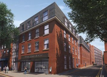 Thumbnail 1 bed flat for sale in Friar Gate, Derby