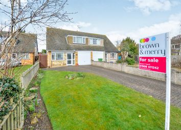 Thumbnail 3 bed semi-detached house for sale in Naseby Close, Newport Pagnell