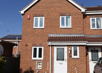 Thumbnail 3 bed property for sale in Northfield Grove, South Kirkby, Pontefract