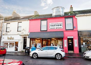 Thumbnail 4 bed town house for sale in 10A Hamilton Street, Saltcoats, North Ayrshire