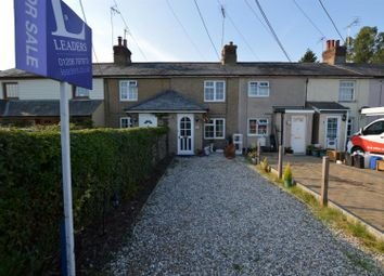 Thumbnail 2 bed cottage for sale in New Cut, Layer-De-La-Haye, Colchester