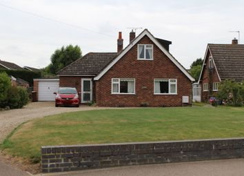 Thumbnail 3 bed property for sale in Warren Lane, Elmswell, Bury St. Edmunds