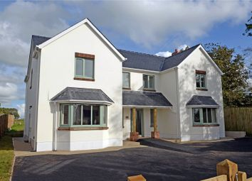 Thumbnail 5 bed detached house for sale in Redstone House, Redstone Road, Narberth, Pembrokeshire