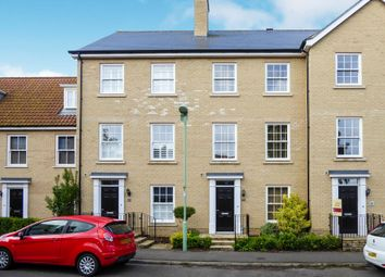 Thumbnail 3 bedroom town house for sale in Castle Brooks, Framlingham, Woodbridge