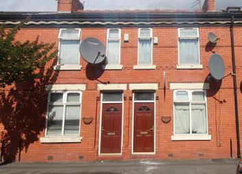 Thumbnail 2 bedroom terraced house for sale in Carlton Street, Manchester