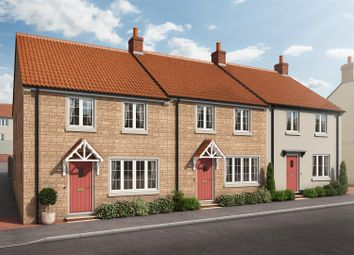 Thumbnail 3 bed end terrace house for sale in Stoke Meadow, Silver Street, Calne