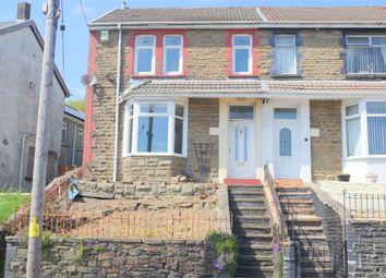 Thumbnail 4 bed end terrace house for sale in Bryn Terrace, Caerau, Maesteg