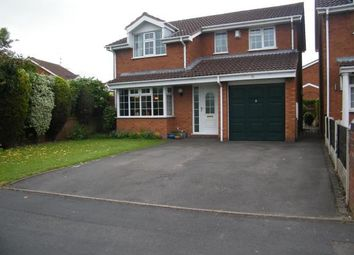 Thumbnail 4 bed detached house for sale in Coppice Farm Way, Coppice Farm Estate, Willenhall, West Midlands