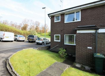 Thumbnail 1 bedroom flat to rent in Duffins Close, Shawclough, Rochdale