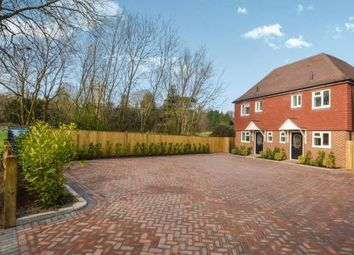 Thumbnail 2 bed semi-detached house for sale in The Drive, Uckfield, East Sussex