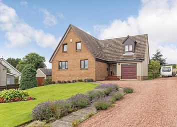 Thumbnail 4 bed detached house for sale in New Trows Road, Lesmahagow, Lanark, South Lanarkshire
