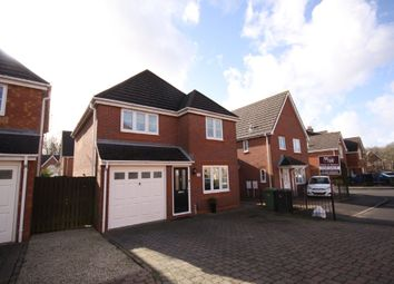 Thumbnail 4 bed detached house for sale in Coriander Way, Whiteley, Fareham