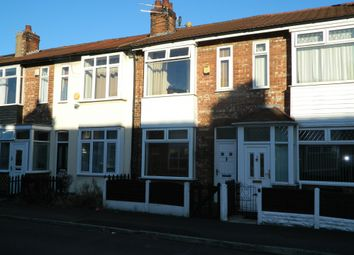 Thumbnail 2 bed terraced house to rent in Richmond Avenue, Urmston