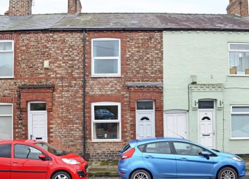 Thumbnail 2 bedroom terraced house for sale in Haughton Road, York